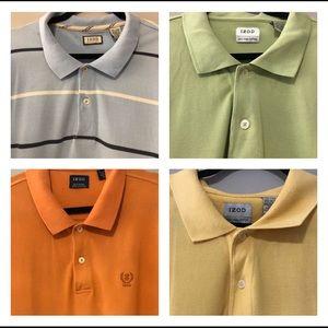Men's IZOD shirts XXL